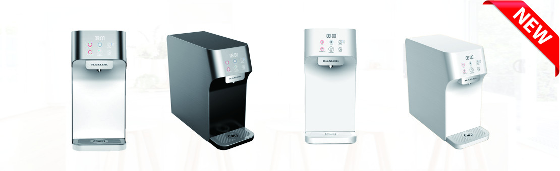 Hot and Cold Tankless Water Purifier